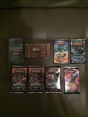 World of Warcraft Trading Card Mixed Boosters (Rare)
