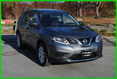 2016 Nissan Rogue S AWD 1,455 Miles! Repairable Rebuildable Salvage Wrecked Runs Drives EZ Project Needs Fix Save Big