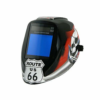 ArcOne X540D-1568 Easy Rider Vision Helmet with X540D Filter