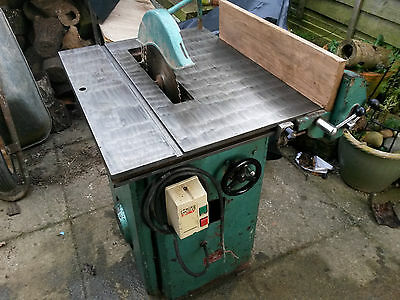 Multico Saw ** DELIVERY Avilable ** Table Saw Single Phase