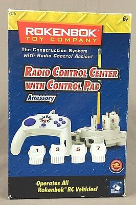 ROKENBOK Command Deck Control Pad Controller With 8 Keys/Chips Tested And Works
