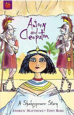 NEW Antony and Cleopatra By Andrew Matthews Paperback Free Shipping
