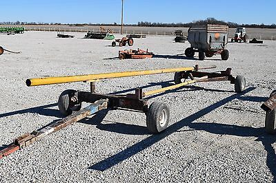 27' Header Trailer Cart
