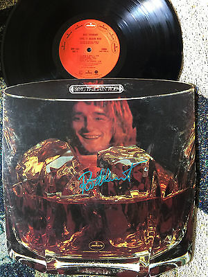 Rod Stewart Autograph He Signed Maggie May 1972 Sing It Again Rod ~ Record Album