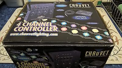 Chauvet Lighting 4 Channel Controller