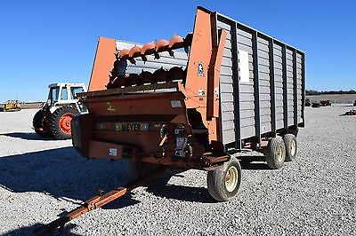 Meyer 500TSS Forage Silage Wagon