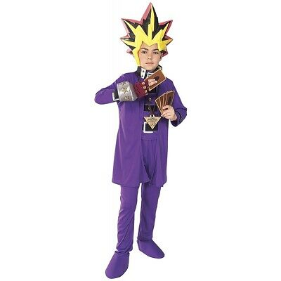 Deluxe Yu Gi Oh Costume Halloween Fancy Dress