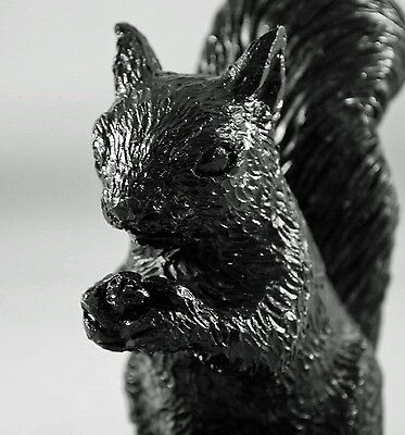 Squirrel Coal Model - Hand Crafted - 574