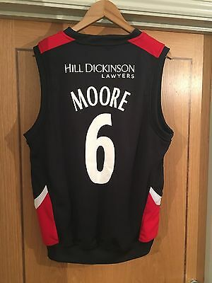 MATCH ISSUE LANCS CCC ONE DAY SLEEVELESS JUMPER -  Stephen Moore