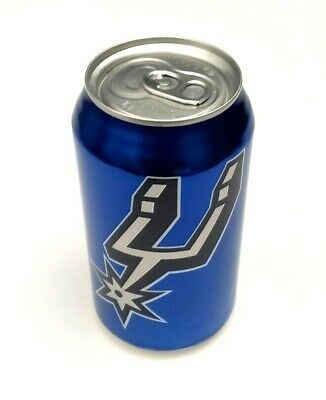2016 Bud Light NBA San Antonio Spurs Beer Can Limited Edition *RARE* (EMPTY)
