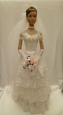 Tonner Tyler Wentworth Fashion show Finale BRIDE doll mint complete