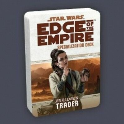 Star Wars Edge of the Empire Specialization Deck Trader Brand New