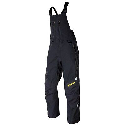 Klim Storm Insulated Winter Sled Cold Weather Snowmobile Bibs Snow Pants