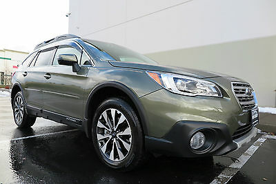 2016 Subaru Outback 3.6R Limited, EyeSight, Navigation, Sunroof 2016 Subaru Outback 3.6R Limited, EyeSight, Navigation, Sunroof. LOW MILES! 3K!