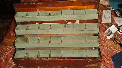 """Antique """"steele  Briggs Seed Co.ltd,"""" Store Seed Display Complete-Partial Labels"""