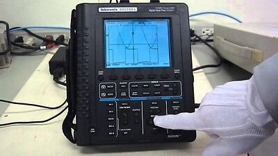 Tektronix THS720A 100MHz Scope/DMM Digital Real-Time 500MS/s Tekscope