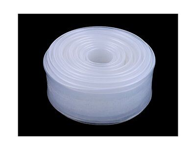 "HUAHA 16 Ft 2:1 Heat Shrink Tubing Wire Wrap Cable SleevesDiameter 0.75"", Clear"