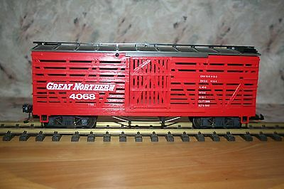 Lgb Great Northern 4068 Limited Edition G Scale Stock Freight Car Train Pr