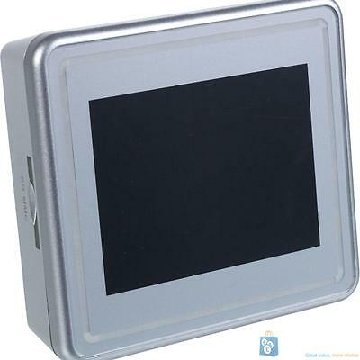 Texet 3.5in Digital Photo Frame Silver