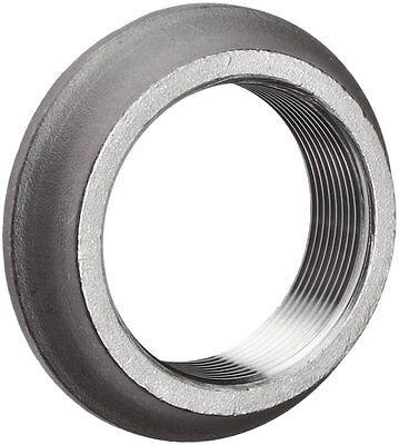 "Stainless Steel 316 Cast Pipe Fitting, Welding Spud, Class 150, 2"" NPT Female"