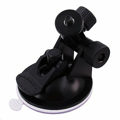 iSaddle Universal Mini Camera Suction Mount Tripod Holder Dash Cam Mount Holder