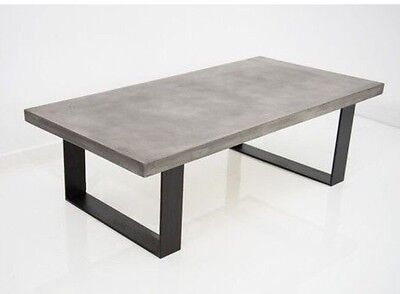 Concrete Dining Table - We Can Arrange Delivery
