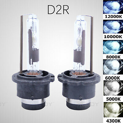 2x D2R 35W OEM HID Xenon Headlight Bulbs Lamps Replacement for Philips or OSRAM