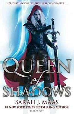 NEW Queen of Shadows By Sarah J. Maas Paperback Free Shipping