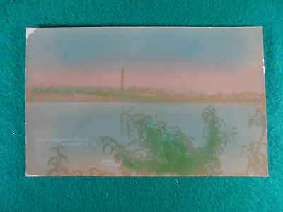 Early 1900's N.s.w  Postcard Real Photo, Harwood Mills, Clarence River