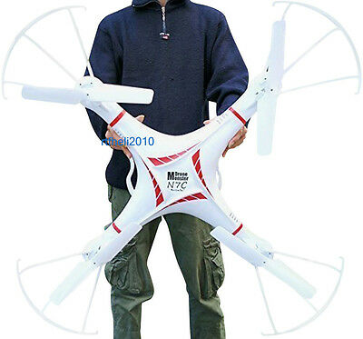 37.5 Inch Monster Drone N7C Big Quadcopter with HD Camera Christmas gift