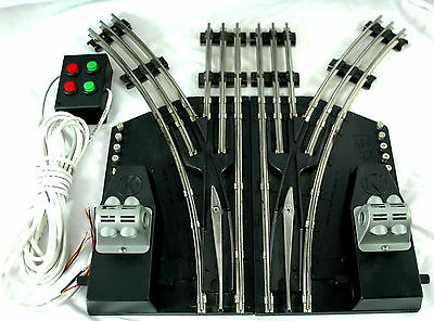 Lionel/ K line O42  Remote Control Switches with advanced LED remote. excellent