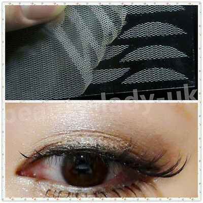 60 Pairs New Instant Upper Eyelid Lift Strips Eye Lid Stickers Tapes Double Side