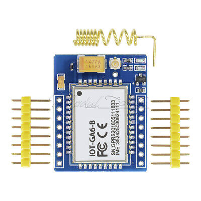5V Mini A6 GPRS GSM Wireless Data Transmission Module replace SIM800L