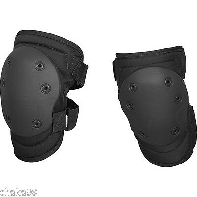 "Russian Army Spetsnaz Knee Pad Protection SPLAV ""TAC"" Black Airsoft"