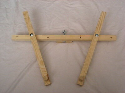 NEW ITA CROSS STITCH FRAME HEAD REST BARS SPARE EXTRA for floor stands