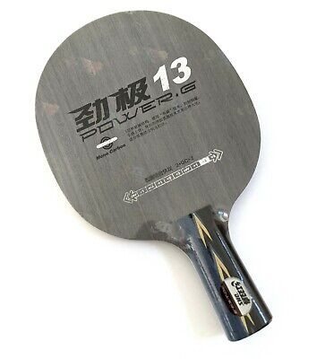 Table Tennis Blade mono Carbon  DHS POWER.G13 PG-13 Ping Pong Blade Paddle CS