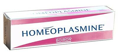 Homeoplasmine Boiron 40gr Ointment Skin Irritations Treatment Repair Cream