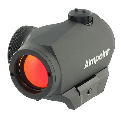 Punto rosso AIMPOINT H1 2MOA