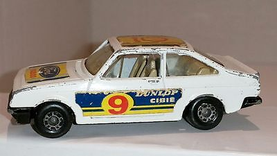 Matchbox Superfast FORD ESCORT RS2000 No. 9 C ~ Made in England in 1978