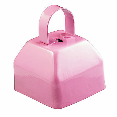 GoGo Cowbells Plain Cow Bell Small Pink
