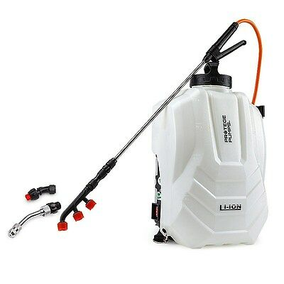 15L 18V BackPack Garden Weed Sprayer