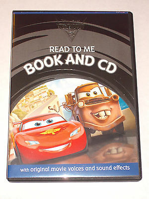 Disney Pixar Cars 2 - read to me book and cd