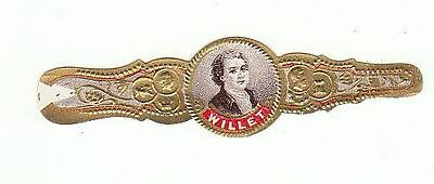 1 cigar bands Classical Willet