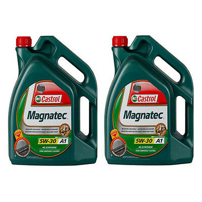 Castrol Magnatec Fully Synthetic 5W 30 A1/A5 Engine Oil 8 Litres