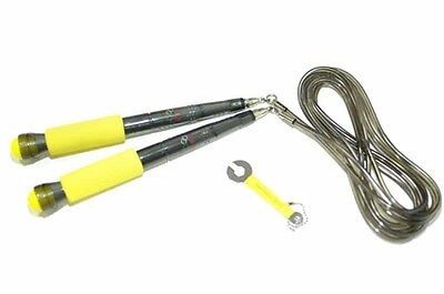 Buddy Lee Rope Master Jump Rope - Yellow/Black