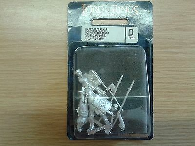 LOTR Lord Of The Rings WARRIORS OF ARNOR metal sealed