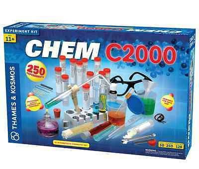 THAMES and KOSMOS 640125 CHEM 2000 CHEMISTRY-SPECIAL!!!!!!!!!!!!!