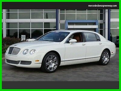 2006 Bentley Continental Flying Spur Flying Spur Sedan 4-Door 2006 Used Turbo 6L W12 60V Automatic All Wheel Drive Premium
