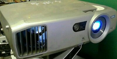 Epson Powerlite 7900p 7900 3 LCD Projector 4000 Lumens Bright, Clear Image!