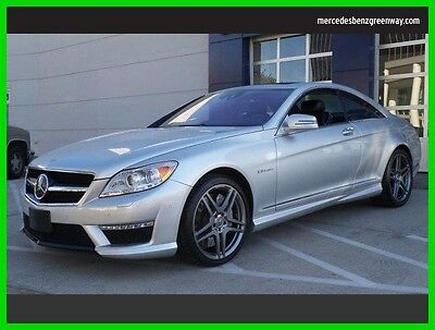 2012 Mercedes-Benz CL-Class CL63 AMG® 2012 CL63 AMG Used Turbo 5.5L V8 32V Automatic Rear Wheel Drive Coupe Premium
